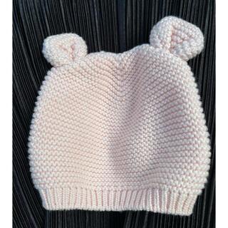 ギャップ(GAP)のGAP ベビーキャップ 42㎝ 新生児〜3ヶ月(帽子)