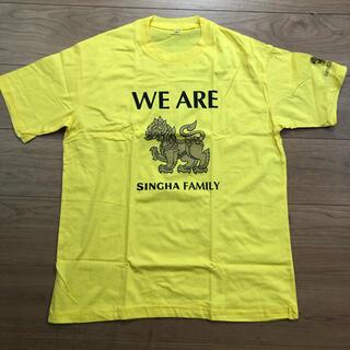 シンハービール Tシャツ Lサイズ(Tシャツ/カットソー(半袖/袖なし))