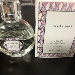 ジルバイジルスチュアート(JILL by JILLSTUART)のJILLSTUART 香水 ホワイトフローラル(香水(女性用))