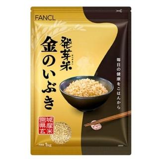 ファンケル(FANCL)の新品 金のいぶき 2キロ ファンケル 米 玄米 発芽米(米/穀物)