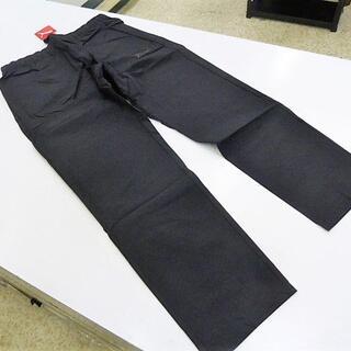 プーマ(PUMA)のM 黒)プーマ★ウーブンパンツ 580716 ロングパンツ 伸縮 腰ゴム(その他)