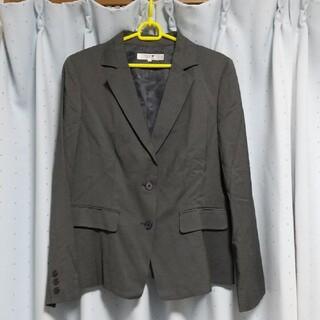 ニジュウサンク(23区)の2724新品23区xMario Bellucci ジャケット グレー(テーラードジャケット)