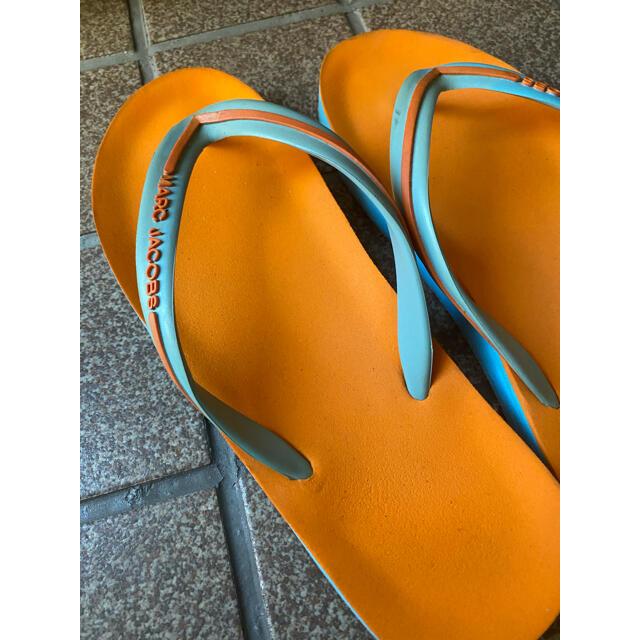 MARC JACOBS(マークジェイコブス)のMarc Jacobs ビーチサンダル レディースの靴/シューズ(ビーチサンダル)の商品写真