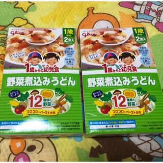 グリコ(グリコ)の1歳からの幼児食 4食分(その他)