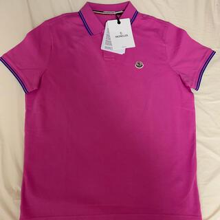 モンクレール(MONCLER)のMONCLERメンズポロシャツLサイズ(ポロシャツ)