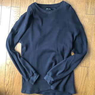 ジエダ(Jieda)のVainl archive サーマル ブラック(Tシャツ/カットソー(七分/長袖))