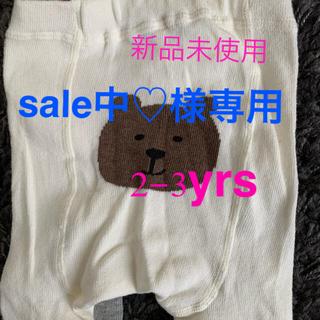 babyGAP - baby gap くまタイツ