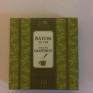 ルピシア(LUPICIA)のルピシア バトングレープフルーツスティック10本(茶)