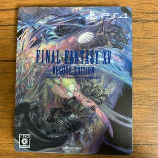 プレイステーション4(PlayStation4)のファイナルファンタジーXV デラックス エディション PS4(家庭用ゲームソフト)