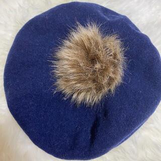 スタディオクリップ(STUDIO CLIP)のstudio CLIPのベレー帽(ハンチング/ベレー帽)