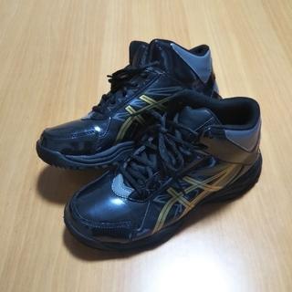 アシックス(asics)のアシックス(asics)スノーシューズ  黒  25.0cm(長靴/レインシューズ)