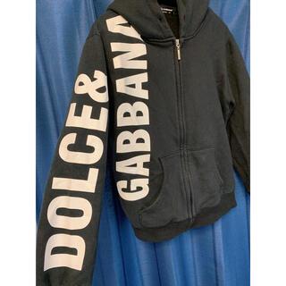 ドルチェアンドガッバーナ(DOLCE&GABBANA)のDOLCE&GABBANA✩.*パーカー✩.*˚美品(パーカー)