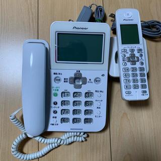 パイオニア(Pioneer)のPioneerコードレス留守番電話機(その他)
