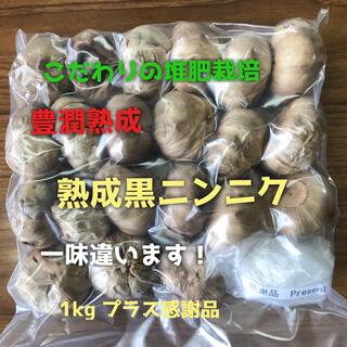 豊潤熟成黒にんにく即納(野菜)