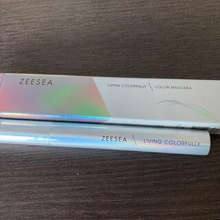 zeesea 銀色ダイヤ(マスカラ)