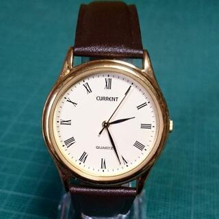 セイコー(SEIKO)のSEIKO カレント 文字盤イエロー系 ユニセックス(腕時計(アナログ))