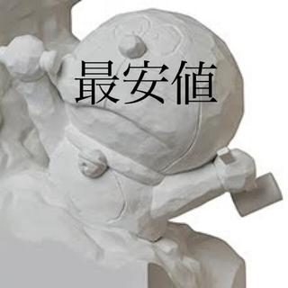 メディコムトイ(MEDICOM TOY)の彫刻家ドラえもん white ver(キャラクターグッズ)