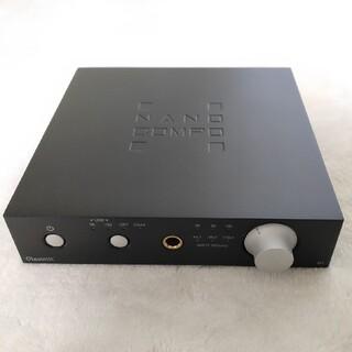 【難あり】Orasonic DAC NANO-D1黒(アンプ)