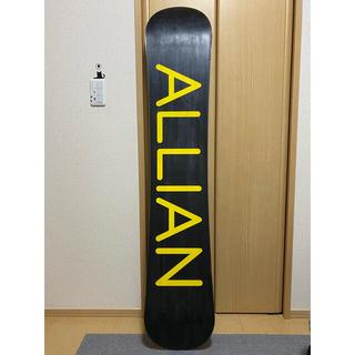 アライアン(ALLIAN)のPRISM INVISIBLE 150 (アライアン インビジブル)(ボード)