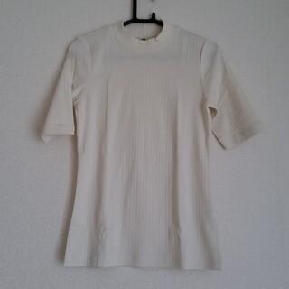 ジーユー(GU)の【新品】UNIQLO トップス(カットソー(半袖/袖なし))