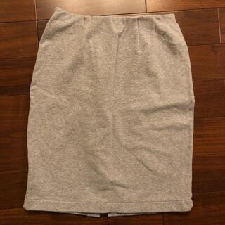 オペークドットクリップ(OPAQUE.CLIP)のスカート膝丈 (ひざ丈スカート)