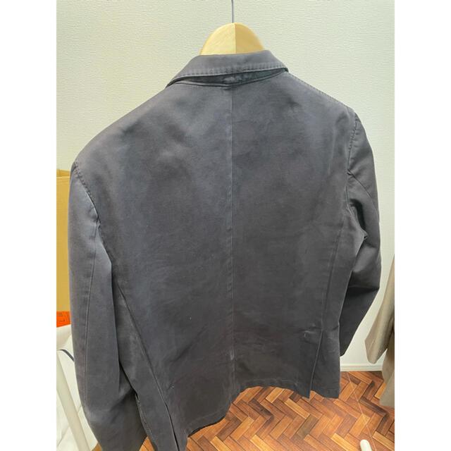STUDIOUS(ステュディオス)の古着 LARDINI ジャケット メンズのジャケット/アウター(テーラードジャケット)の商品写真