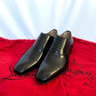 Christian Louboutin - 【新品】ルブタン Greggo Flat 革靴 ビジネス シューズ 40 正規品