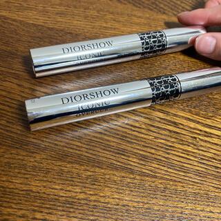 クリスチャンディオール(Christian Dior)のディオール Dior マスカラ ディオールショウ アイコニック オーバーカール(マスカラ)