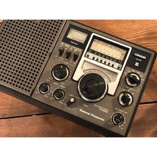 パナソニック(Panasonic)のNational Panasonic クーガー COUGAR 2200 ラジオ(ラジオ)