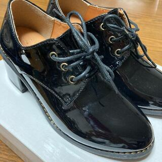 ウィゴー(WEGO)の【Sサイズ】WEGO ドレスシューズ(ローファー/革靴)
