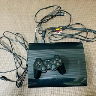 プレイステーション3(PlayStation3)のPlayStation3 チャコール・ブラック 250GB(家庭用ゲーム機本体)