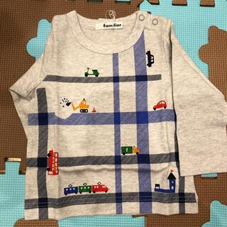ファミリア(familiar)の新品 familiar 長袖Tシャツ(Tシャツ)
