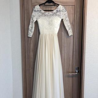 ヴェラウォン(Vera Wang)のお洒落インポートドレス⭐︎ウェディングドレス(ウェディングドレス)