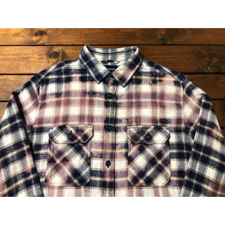 W)taps - 19ss ディセンダント チェック シャツ WTAPS ロンハーマン