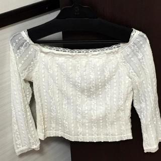 ココディール(COCO DEAL)の美品!!COCODEAL♡総レース(Tシャツ(長袖/七分))
