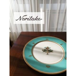 ノリタケ(Noritake)の【大特価】ノリタケ ボーンチャイナ oasis vert 最高級磁器(食器)