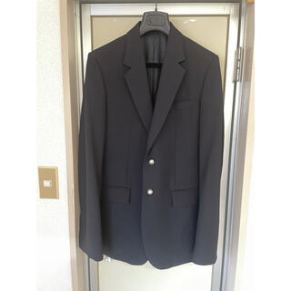 Balenciaga - バレンシアガ 46 黒 テーラードジャケット メタルボタン 国内正規品 美品