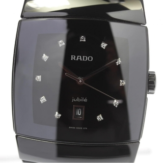 ラドー(RADO)の☆未使用品 ラドー ダイアスター SINTRA メンズ 【中古】(腕時計(アナログ))