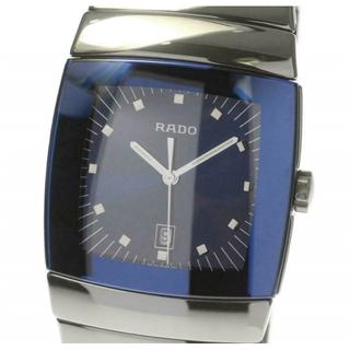 ラドー(RADO)の☆未使用品 ラドー シントラ メンズ 【中古】(腕時計(アナログ))