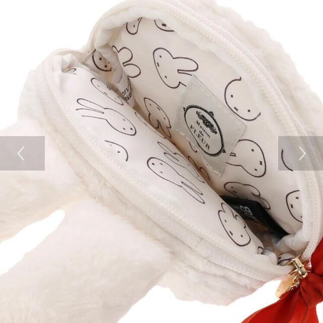 Maison de FLEUR(メゾンドフルール)のMaison de FLEUR ミッフィー ポーチ ミッフィ クッション  レディースのファッション小物(コインケース)の商品写真