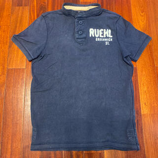 Abercrombie&Fitch - RUEHL No.925 ルール ヘンリーネック Tシャツ