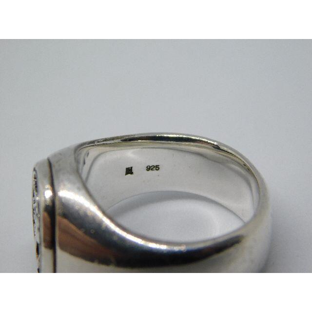 LION HEART(ライオンハート)の19号 ライオンハート ハウル リング LION HEART silver925 メンズのアクセサリー(リング(指輪))の商品写真