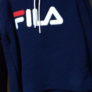 フィラ(FILA)のフィラ ボアパーカ―(パーカー)