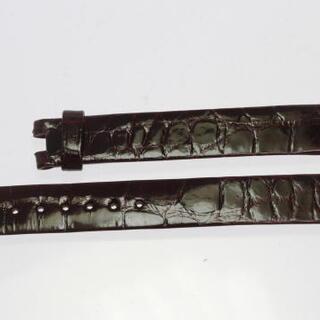パテックフィリップ(PATEK PHILIPPE)のパテックフィリップ  ラグ幅11mm   レディース 【中古】(腕時計)