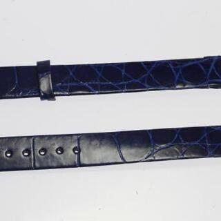 パテックフィリップ(PATEK PHILIPPE)のパテックフィリップ  純正革ベルト 11mm   レディース 【中古】(腕時計)