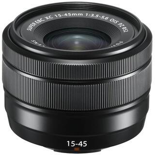 富士フイルム - 新品未使用XC15-45mm 交換レンズ