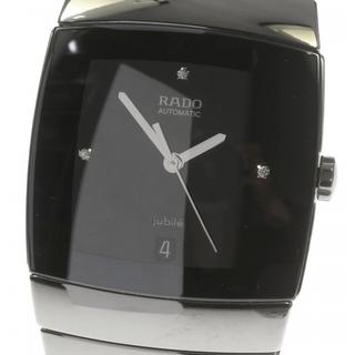 ラドー(RADO)の☆未使用品 ラドー ダイアスター 3P メンズ 【中古】(腕時計(アナログ))