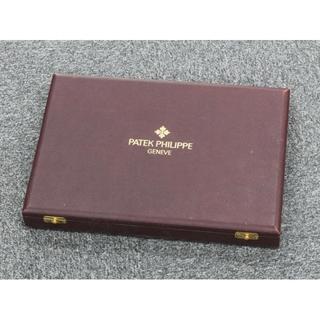パテックフィリップ(PATEK PHILIPPE)のパテックフィリップ  時計保管ケース 非売品 ノベルティ  ボーイズ 【中古】(腕時計(アナログ))