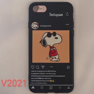 ピーナッツ(PEANUTS)のSNOOPY×PEANUTSスヌーピー×ピーナッツ シルクVer2021(iPhoneケース)