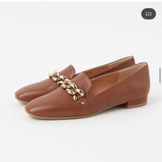 ダイアナ(DIANA)のDIANA フラットシューズ 美品(ローファー/革靴)